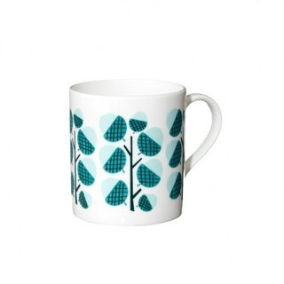 Acorn bone china mug | Donna Wilson
