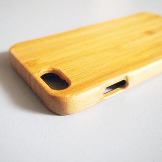 Naturaism natural bamboo mobile phone case case iPhone /Sony/LG/Samsung/ HTC