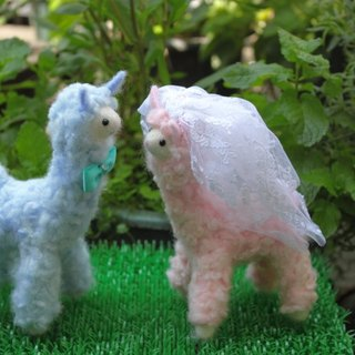 Wedding alpaca wedding gift the best choice to be made