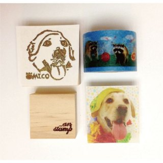 [Order] super cute pet bulk exclusive custom stamp by anSTaMP
