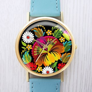 Hundred Flowers Blossom - Women's Watch / Men's Watch / Neutral Watch / Accessories [Special U Design]