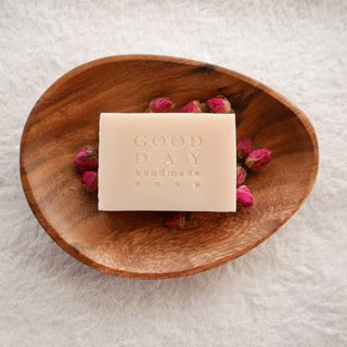 玫瑰乳木深層滋養皂 (Rose & Shea Butter Handmade Soap)