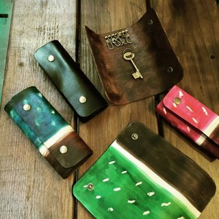 SIENNA Leather Wallets - Extended Version