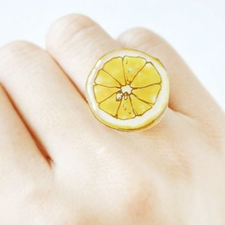07 SLICE GRAPEFRUIT RING