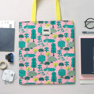 Japan Tokyo limited summer forest series tote bag
