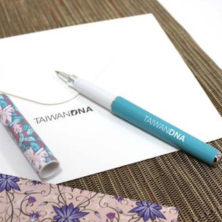 TAIWAN DNA Ballpoint Pen - Shimada Moon Peach