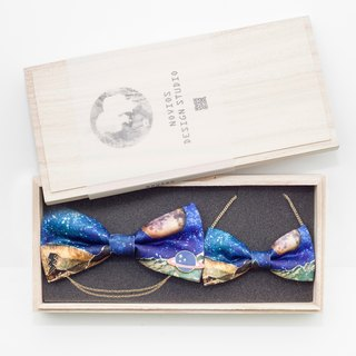 Novios Bowties Box Set Upgraded combo  - with Novios label cover