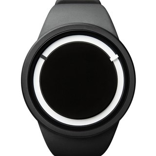 <Glow> cosmic eclipse watches ECLIPSE (black, Black)