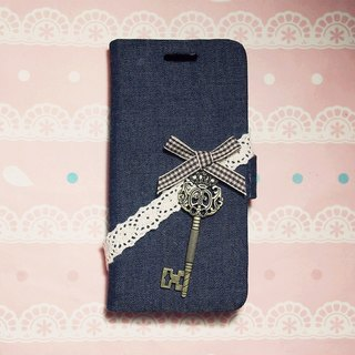 Cloth jeans retro keys phone sets of mobile phone shell Sony Xperia Z4 Z3 Z2 Z1 ZR ZL SP iPhone 6 plus 6 + 5s 5