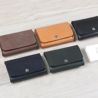 Large capacity business card holder / compartment - a total of 5 colors