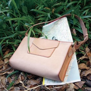 pinkoi special price} catXbow-knot} hand-sewn leather clutch _ _ _ Limited Taiwan design manual