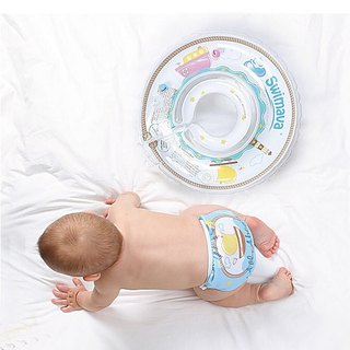 Swimava boat baby swimming collar / Diaper Set group