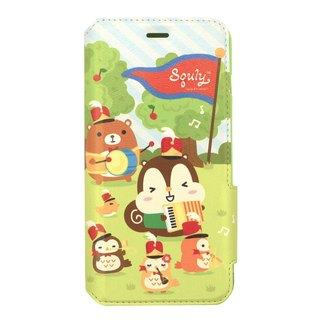 iPhone 6 Plus Flip Case (Music) (D029SQE)