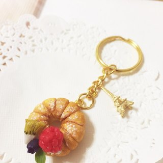 Christmas New Arrivals ~~ ~~ mini donuts and sour berries Charm (can be changed magnet) ((over 600 were sent mysterious little gift))