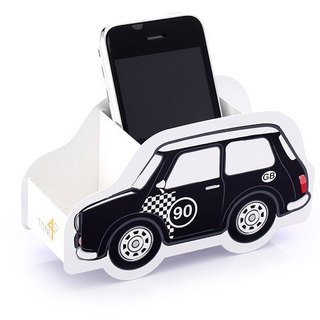Cool Pencil Holder - Car Modeling Series I Black Mini Austen Stationery Storage