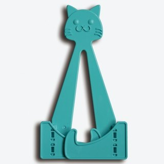 Display blue cat dish shape -86,013