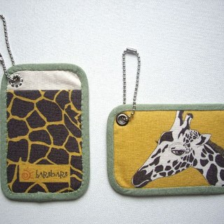 Animal cards sets (Giraffe)