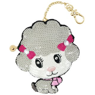 Baby Poodle Coin Bag