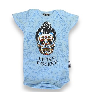 Little punk LITTLE ROCKER - baby clothing bag fart