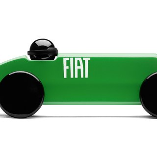 PLAYSAM-Mefistofele Racing FIAT (green)