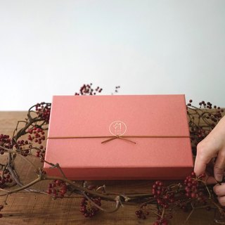 【Wolf Tea】Warm Wishes Gift Box