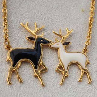 Uses encounter deer necklace ‧ Dear DEAR DEER