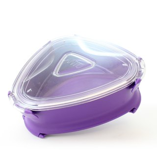 OBENTO royal blue house lunch (purple)