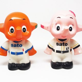 Early Japanese Sato elephant baseball team satoko17