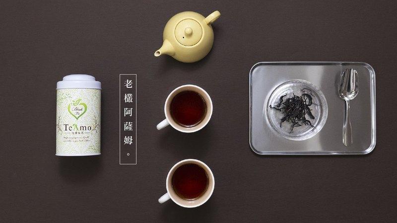 【紅茶專賣】日月潭紅茶~ 老欉阿薩姆 麥芽香 100g
