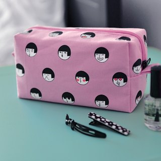 KIITOS box cosmetic series - girl arrived rapidly paragraph # #
