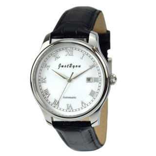 Minimalist Automatic Mechanical Watch Roman Numerals - Free shipping