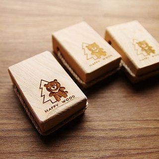 Taiwan Bear Fragrant Block - S