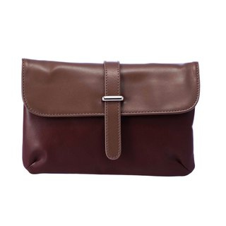Amore Love Phoebe 7-inch Tablet Portable Bag - Coffee