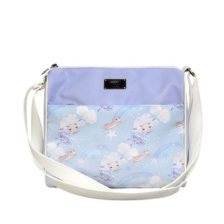 COPLAY  shoulder bag- cotton candy girl