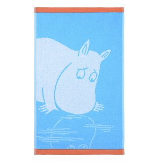 Finlayson Moomin Lulu meters towel / towel (light blue) Valentine's Day gift