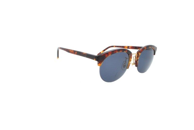 亞蘭德倫 Alain Delon 2925 3/2 80年代日本製古董太陽眼鏡
