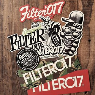 Filter017 - 貼紙 - Classic Design Stickers