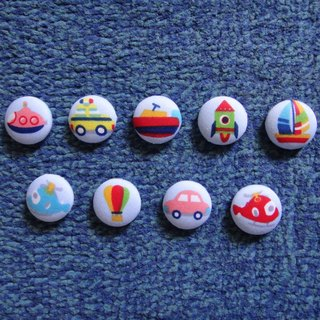(C) about dreams _ cloth button badge C40DVY79