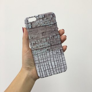 Slate Brick grey brick wall 3D Full Wrap Phone Case, available for  iPhone 7, iPhone 7 Plus, iPhone 6s, iPhone 6s Plus, iPhone 5/5s, iPhone 5c, iPhone 4/4s, Samsung Galaxy S7, S7 Edge, S6 Edge Plus, S6, S6 Edge, S5 S4 S3  Samsung Galaxy Note 5, Note 4, Not