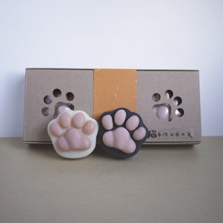 Cat Paw Soaps 2in1 Gift Box – For Body