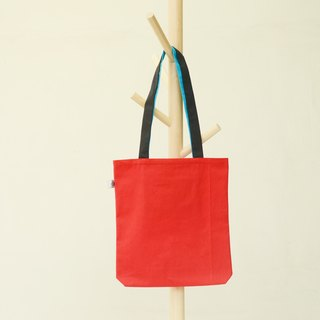 [BestFriend] sail Butuo Te bags - (Long Handle / red, black and blue)