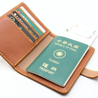 The Simple Life - PASSPORT CASE passport holder