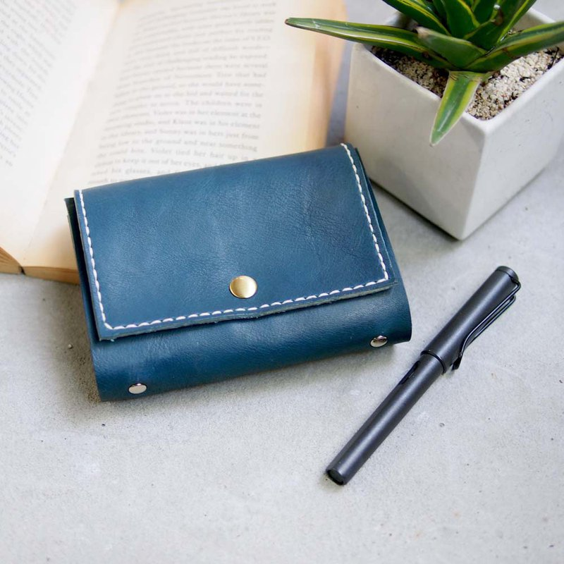 Japanese high-quality leather loose-leaf notepad Made by HANDIIN