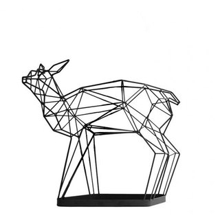 Deer umbrella stand