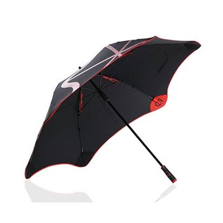 [BLUNT Paulant] anti-strong wind super lightweight golf umbrella (dynamic red)
