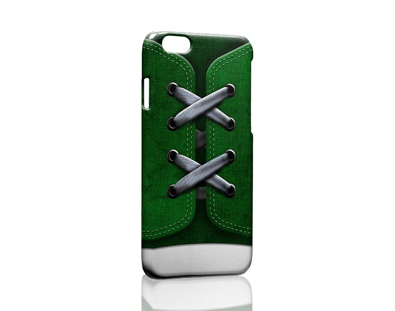 Green shoes custom Samsung S5 S6 S7 note4 note5 iPhone 5 5s 6 6s 6 plus 7 7 plus ASUS HTC m9 Sony LG g4 g5 v10 phone shell mobile phone sets phone shell phonecase