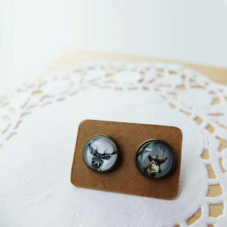 Yuntong mute earrings