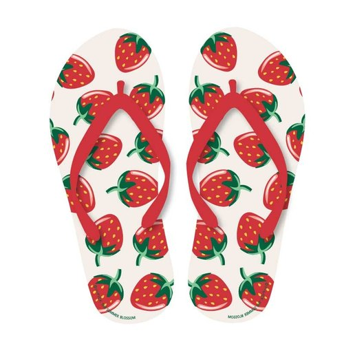 U-PICK original product life summer new female thong sandals flip flops sandals slip