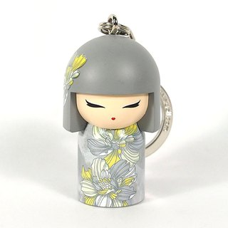 Key ring - Tsukina heroic fearless [Kimmidoll and Fu doll key ring]