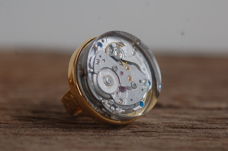 The best time - the movement ring
